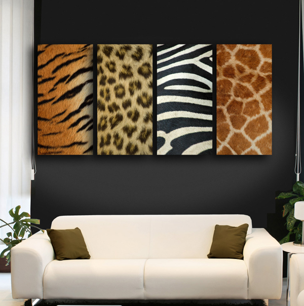 Best Animal Print Living Room Decorating Ideas Home Designs This Month