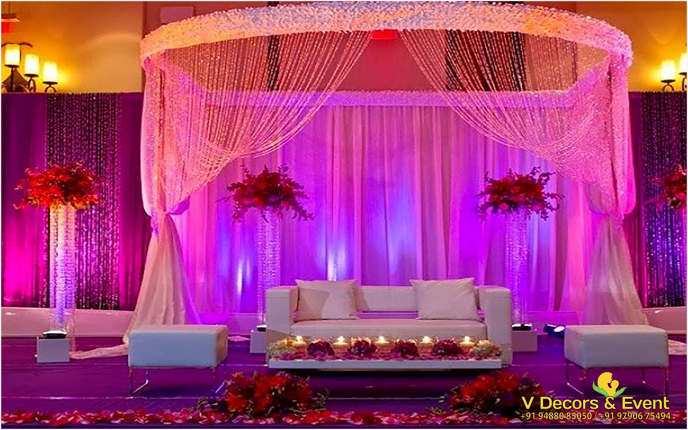 Best V Decors And Events Wedding Planners In Pondicherry This Month