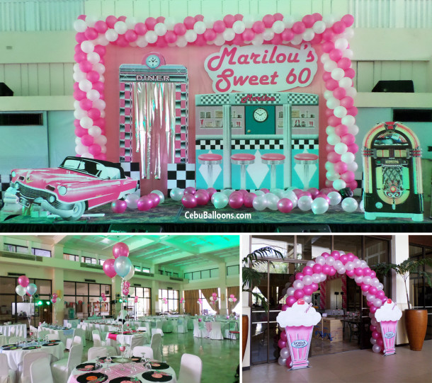 Best 1950S 60S Cebu Balloons And Party Supplies This Month