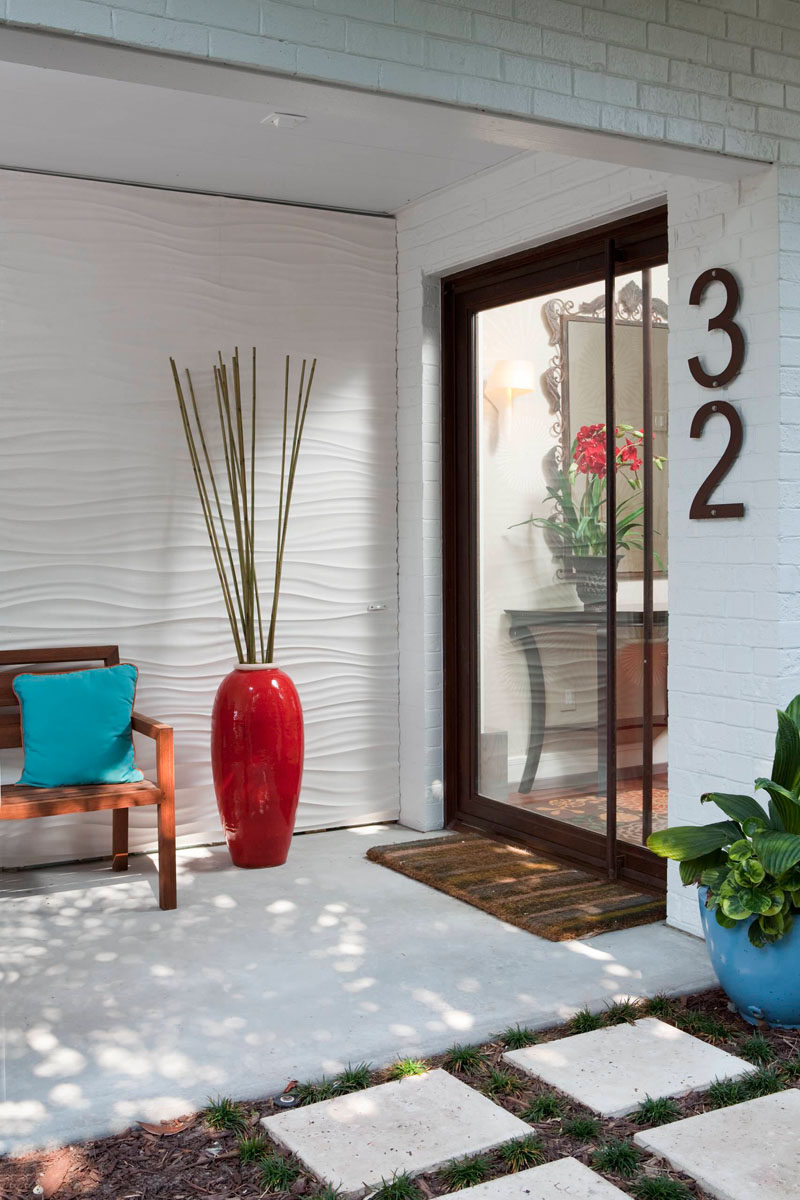Best 10 Modern House Number Ideas To Dress Up Your Home This Month