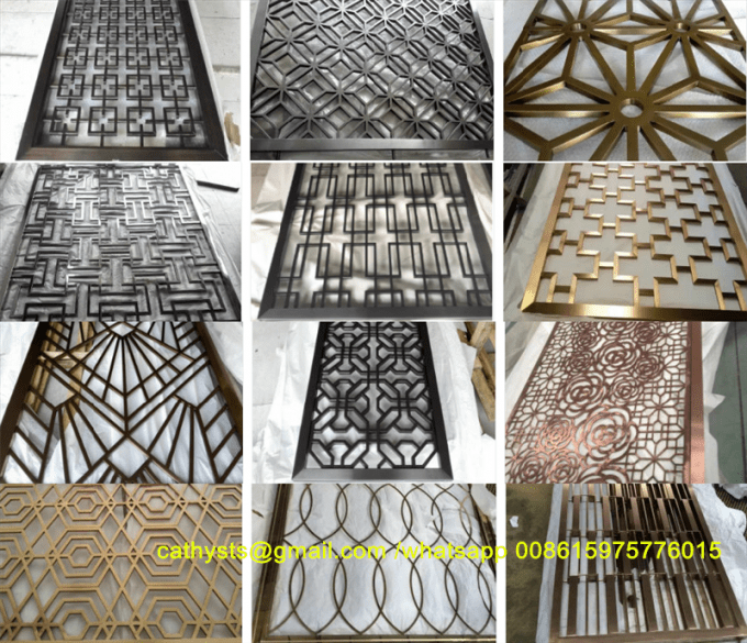 Best Decorative Metal Panels Laser Cut Screen Panel Stainless This Month