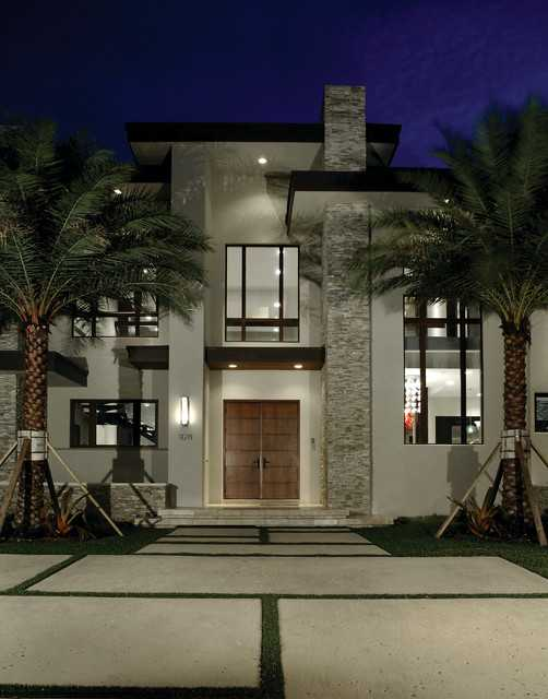 Best 18 Amazing Contemporary Home Exterior Design Ideas Style This Month