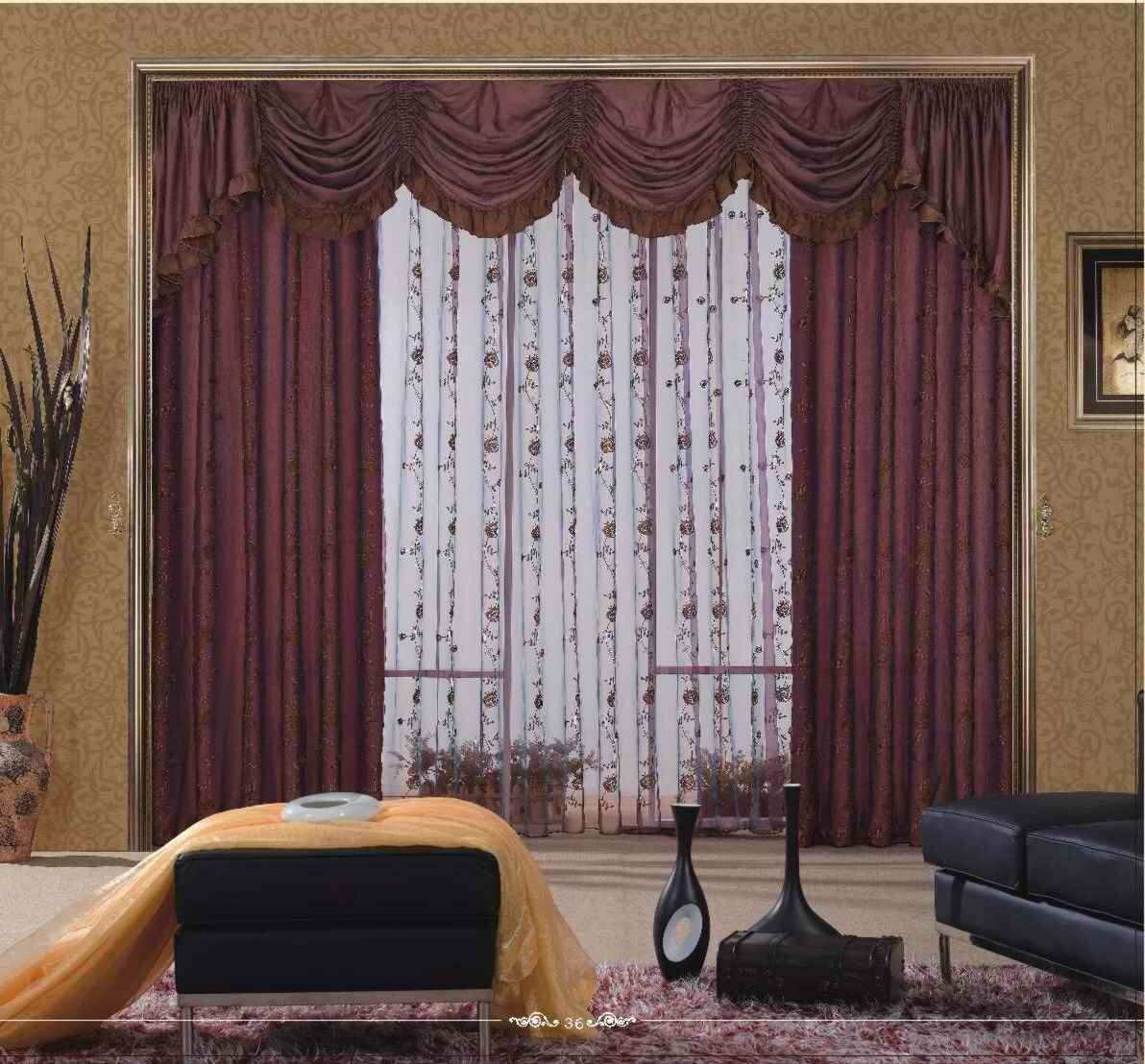 Best Curtain Cute Living Room Valances For Your Home This Month