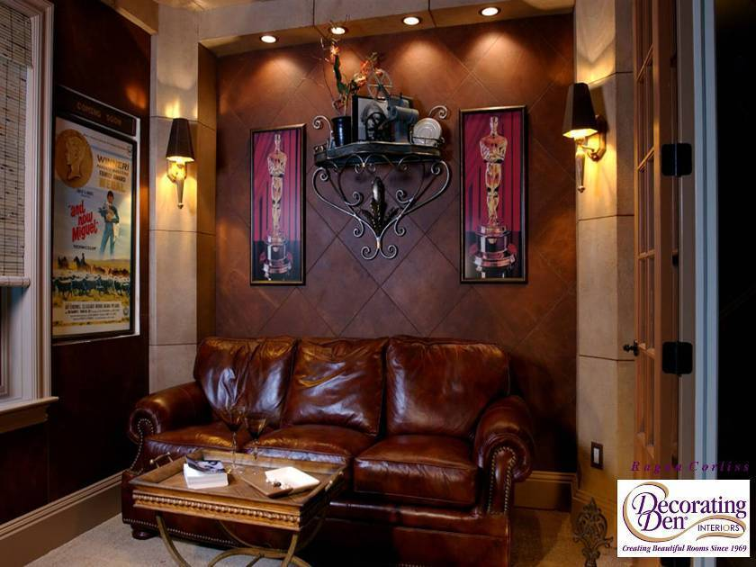Best Tips For Creating A Media Room Big Or Small Devine This Month