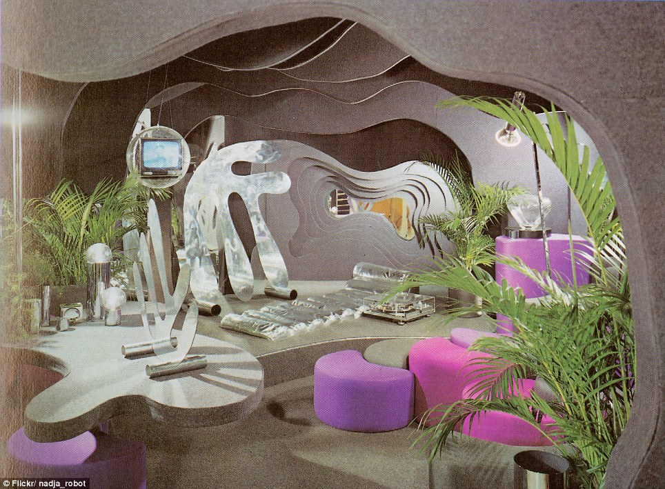 Best Eat Your Heart Out Austin Powers The Dizzying Retro Room This Month