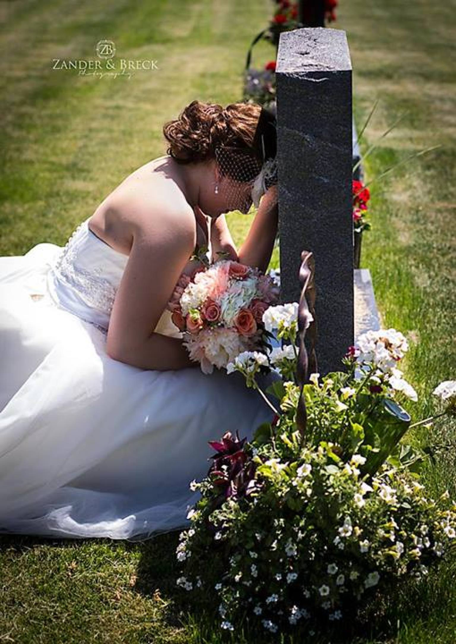 Best Bride Paige Eding S Heart Wrenching Moment At Father S This Month