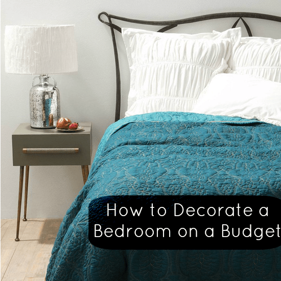 Best Top Tips How To Decorate A Bedroom On A Budget Love This Month