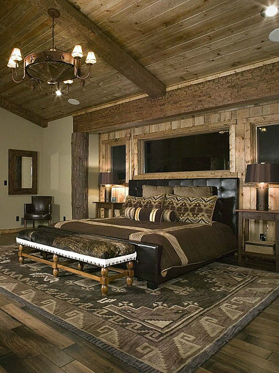 Best 50 Rustic Bedroom Decorating Ideas Decoholic This Month
