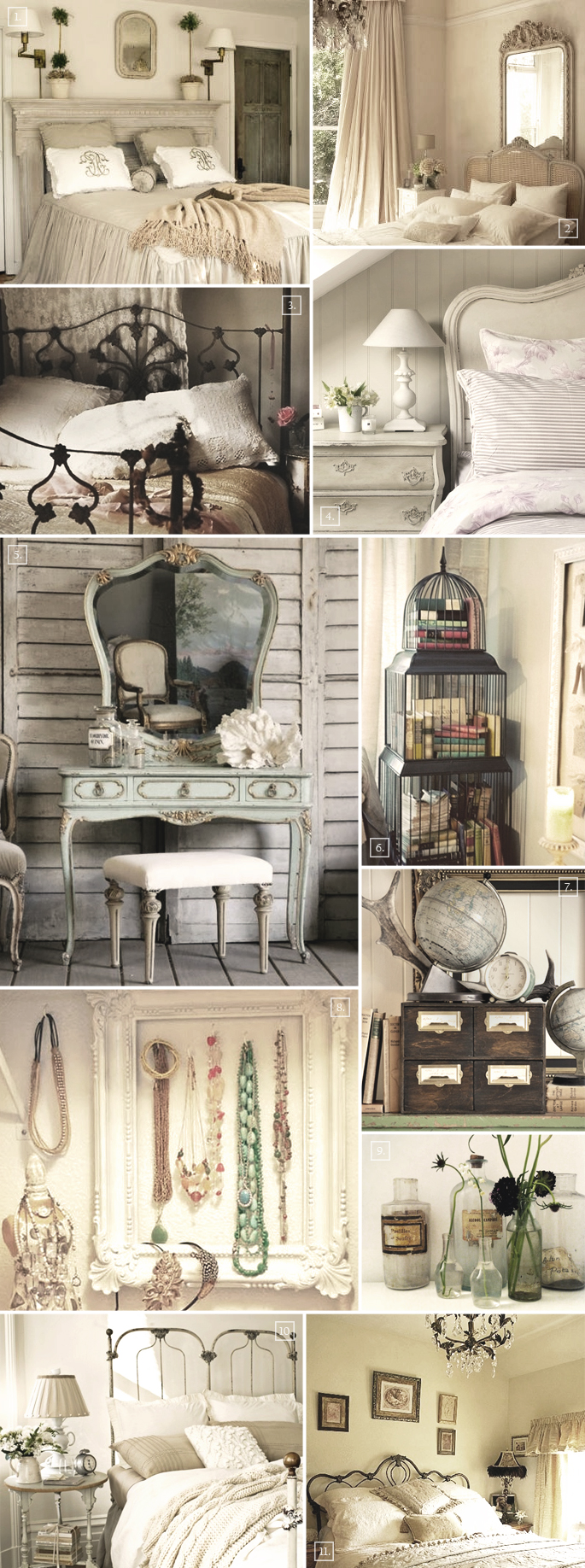 Best Vintage Bedroom Decor Accessories And Ideas Home Tree Atlas This Month