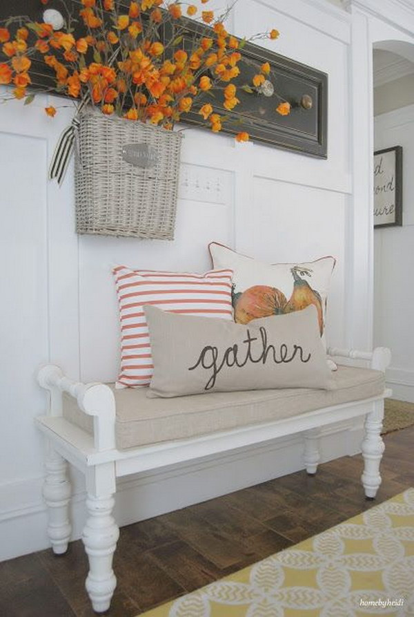 Best Enchanting Farmhouse Entryway Decorations For Your This Month