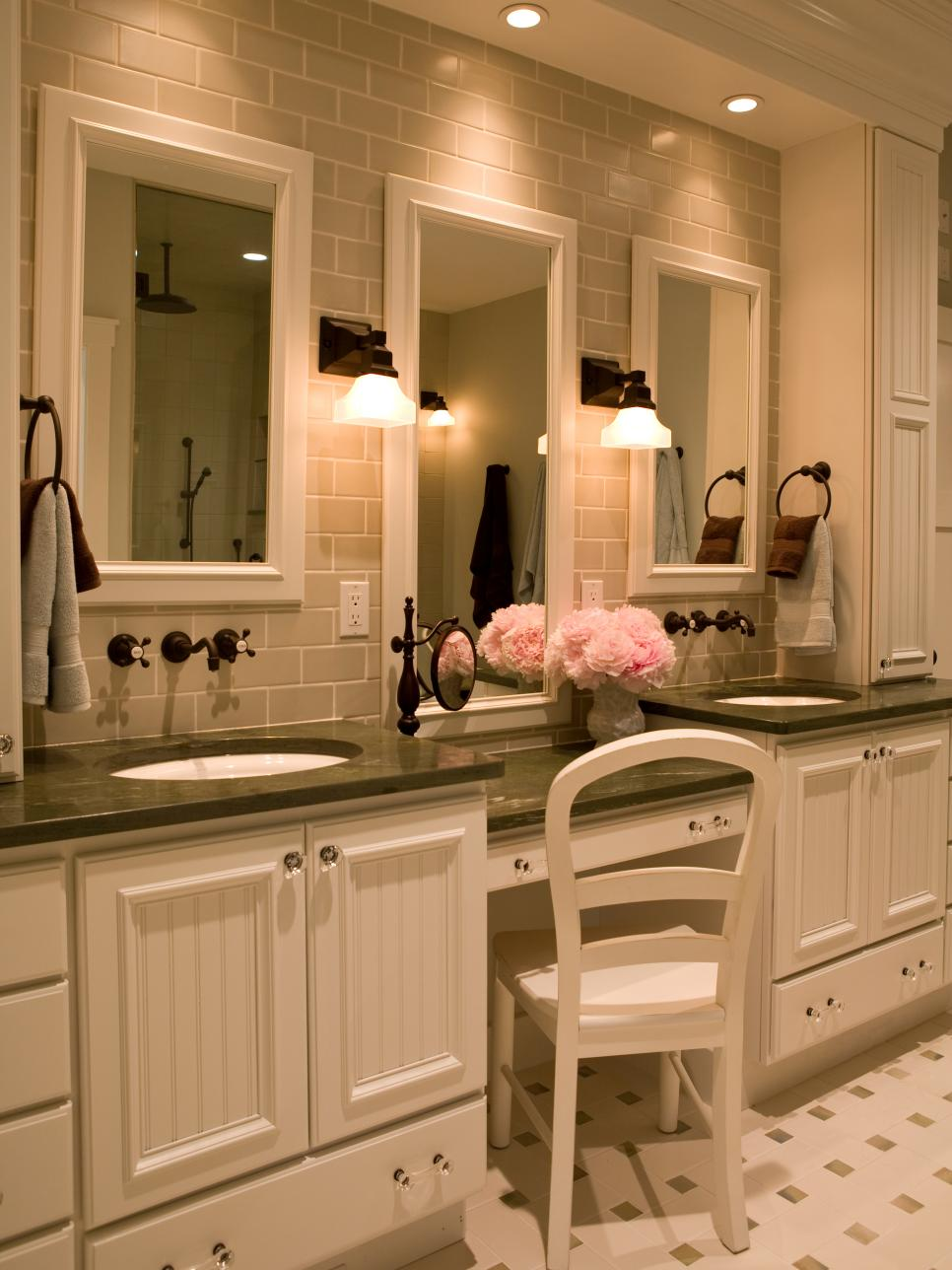 Best Makeup Vanity Dressing Table Hgtv This Month