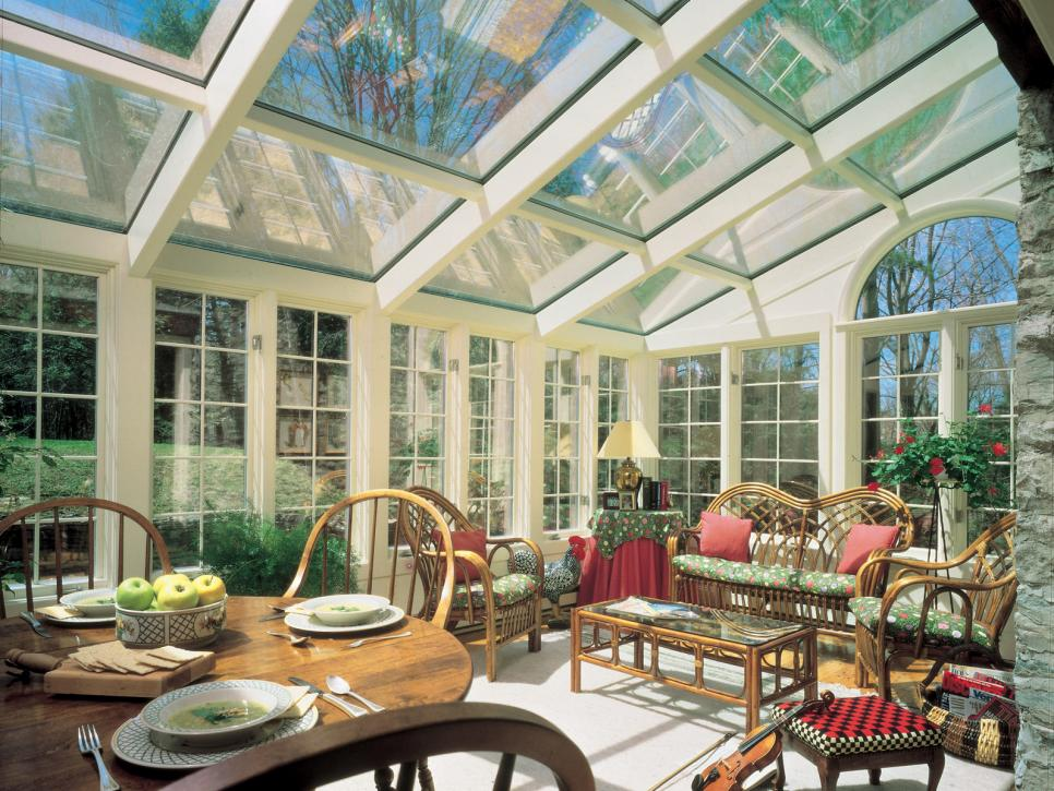 Best Sunrooms And Conservatories Hgtv This Month