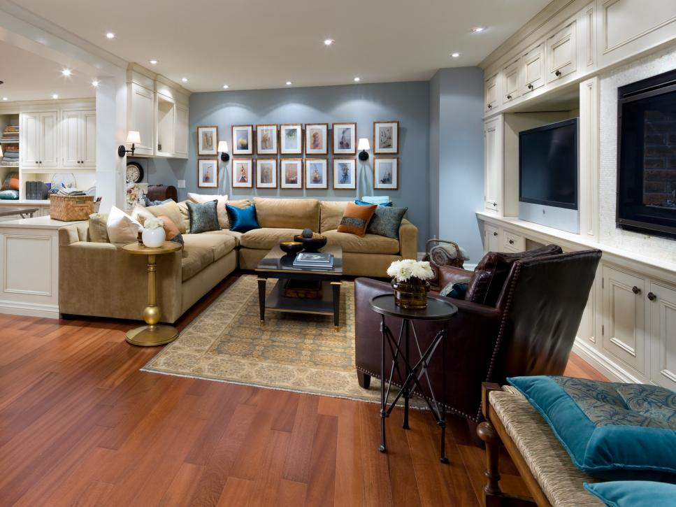 Best 10 Chic Basements By Candice Olson Hgtv This Month