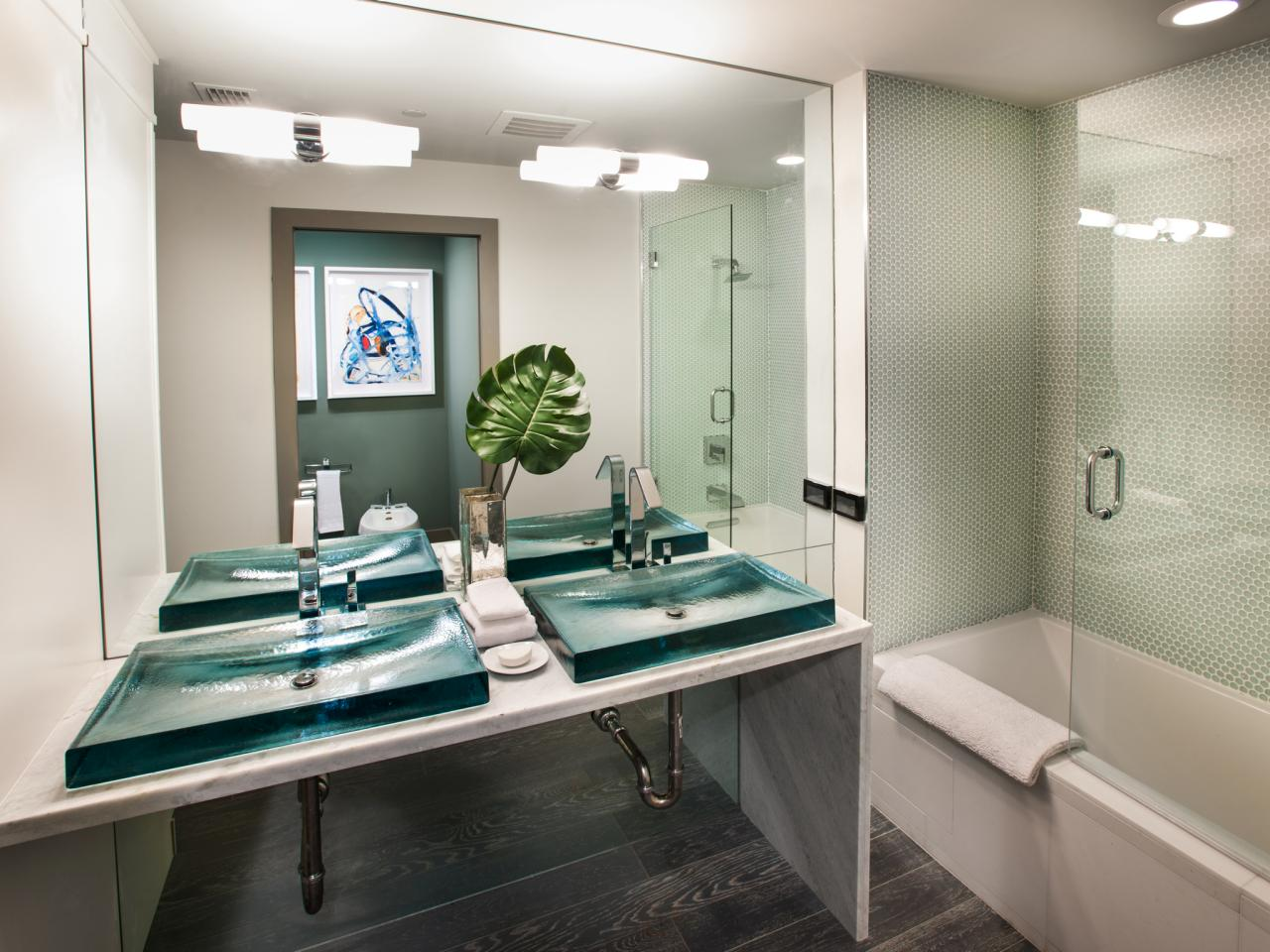 Best Tropical Bathroom Decor Pictures Ideas Tips From Hgtv This Month