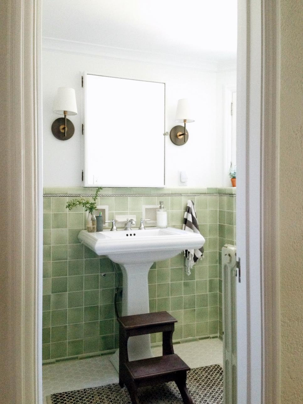 Best Small Bathroom Ideas On A Budget Hgtv This Month