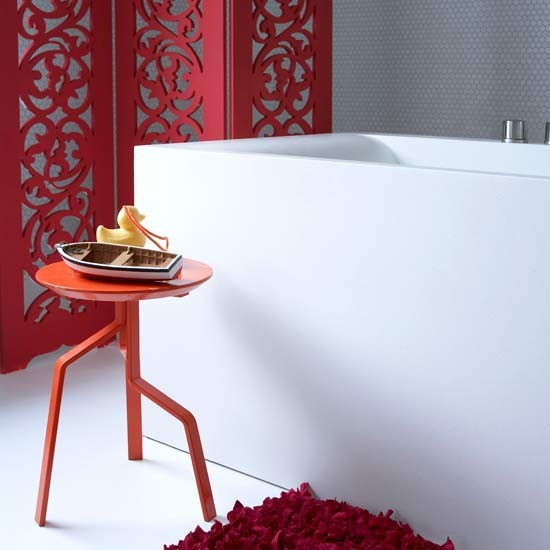 Best Bright Red Bathroom Bathrooms Bathroom Ideas Image This Month