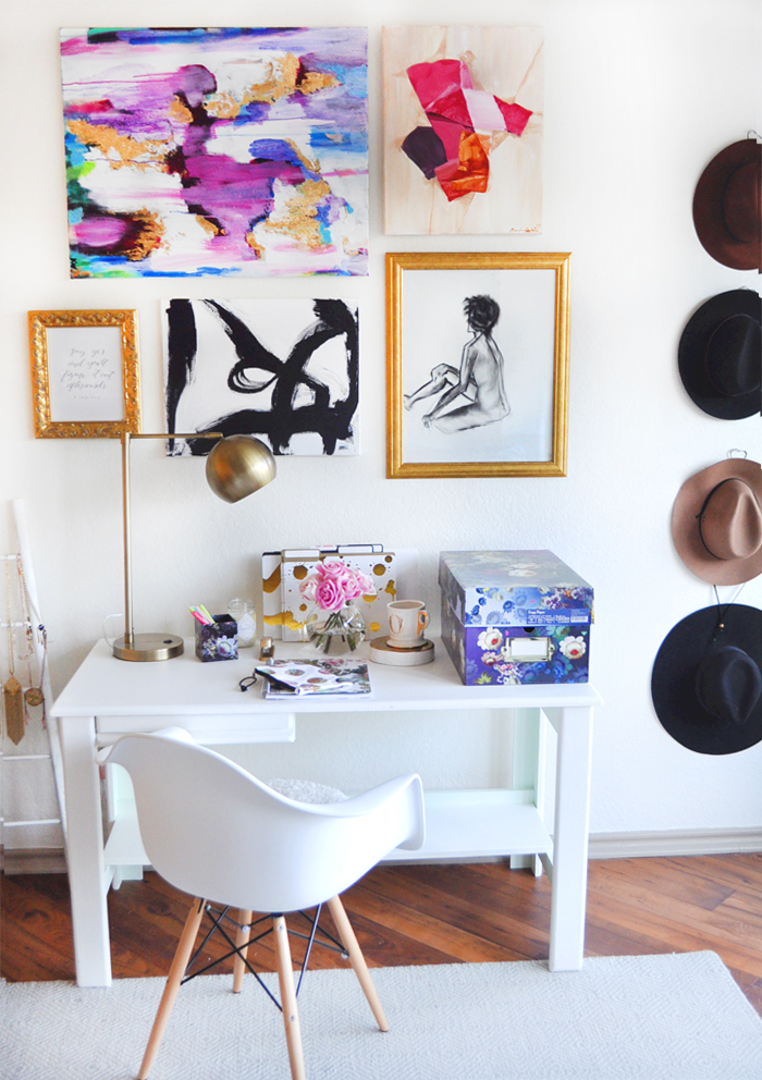 Best Desk Decor Archives Livvyland Austin Fashion And Style This Month