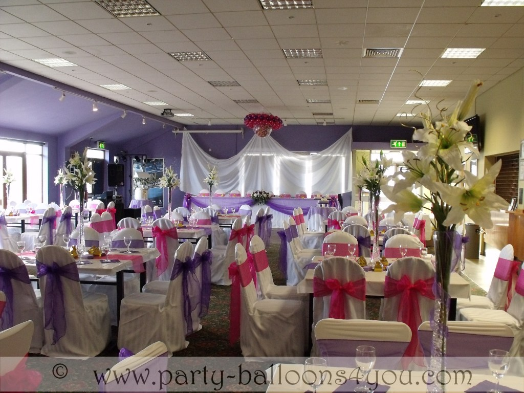 Best Party Balloons 4 You Wedding Venue Decorations Done At This Month