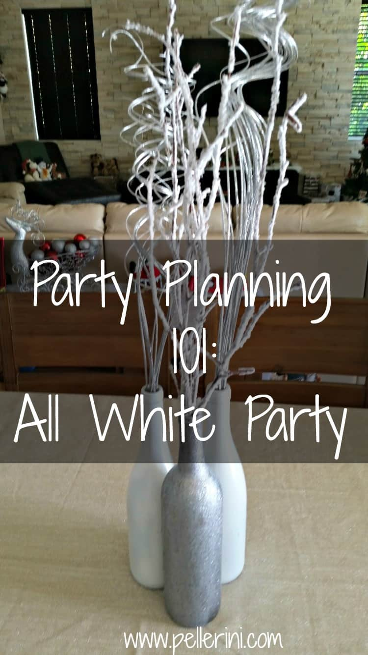 Best Party Planning 101 All White Party Pellerini This Month