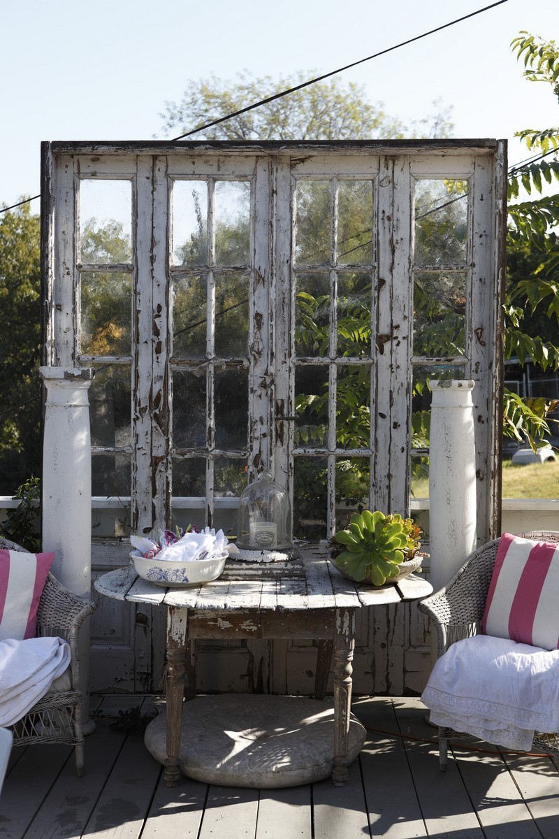 Best Repurposed Window Ideas The Owner Builder Network This Month