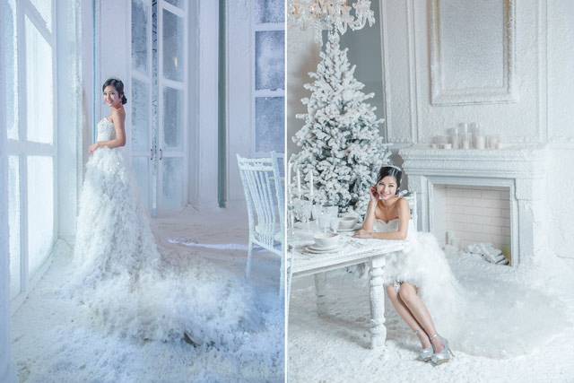 Best How To Use Artificial Snow In Your Winter Wedding This Month