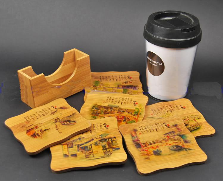 Best Unique Drink Coasters Set Coffee Cup Coaster Decorative This Month