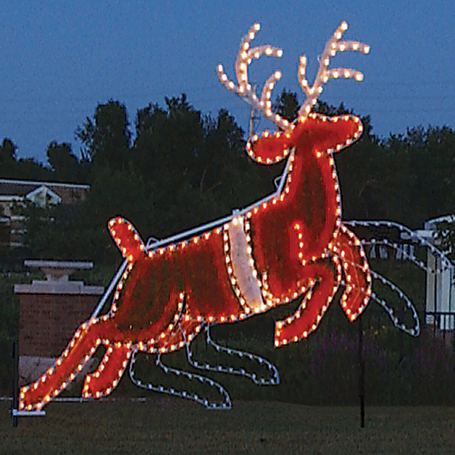 Best Shop Holiday Lighting Specialists 12 4 Ft Animated This Month