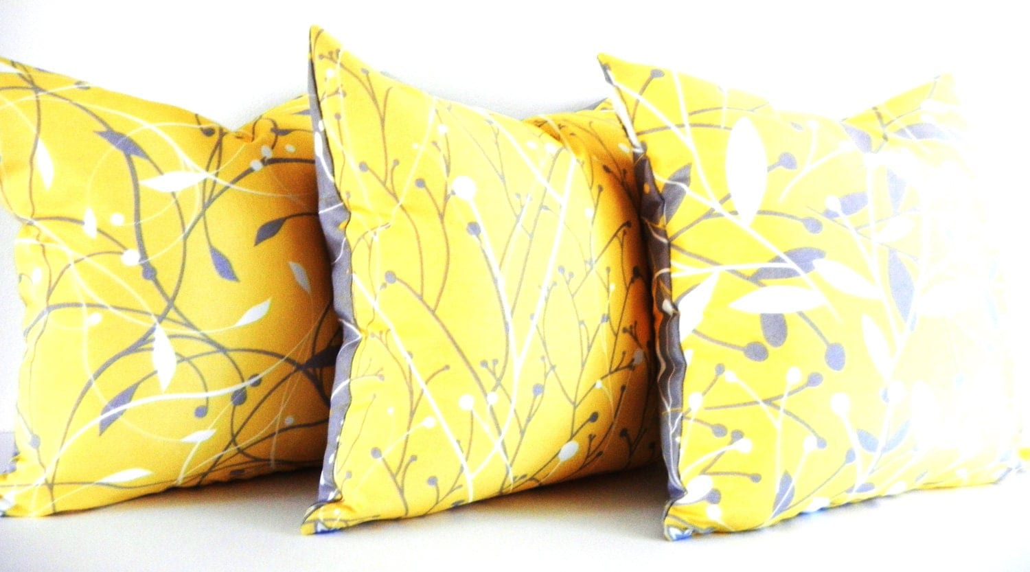Best Yellow Pillows Gray Pillows Decorative Pillows By This Month