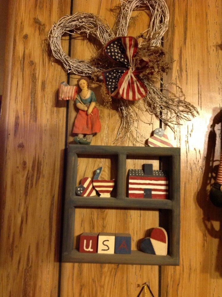 Best Americana Patriotic Home Wall Decor Ebay This Month
