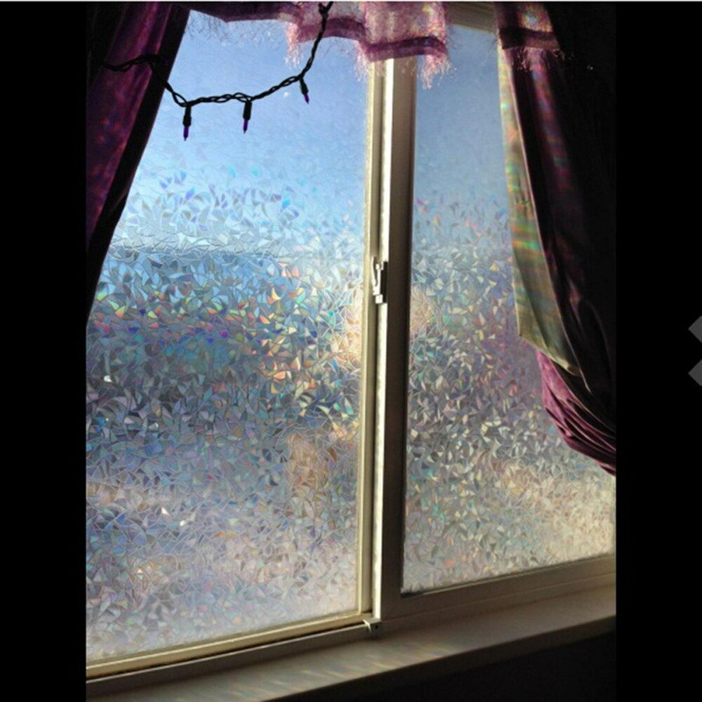 Best Glueless Static Cling Decorative Frosted Privacy Window This Month