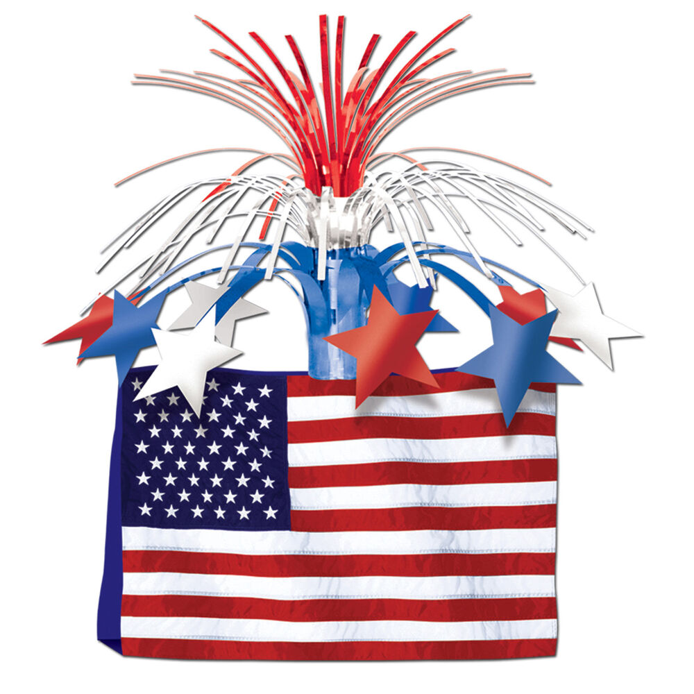 Best 4Th Of July Patriotic Party Decoration American Flag This Month