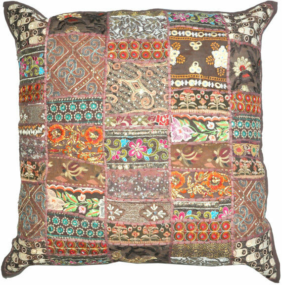 Best 24X24 Xl Brown Decorative Throw Pillows For Couch Bed This Month