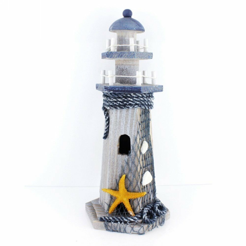 Best Starfish Wooden Lighthouse Nautical Themed Rooms This Month