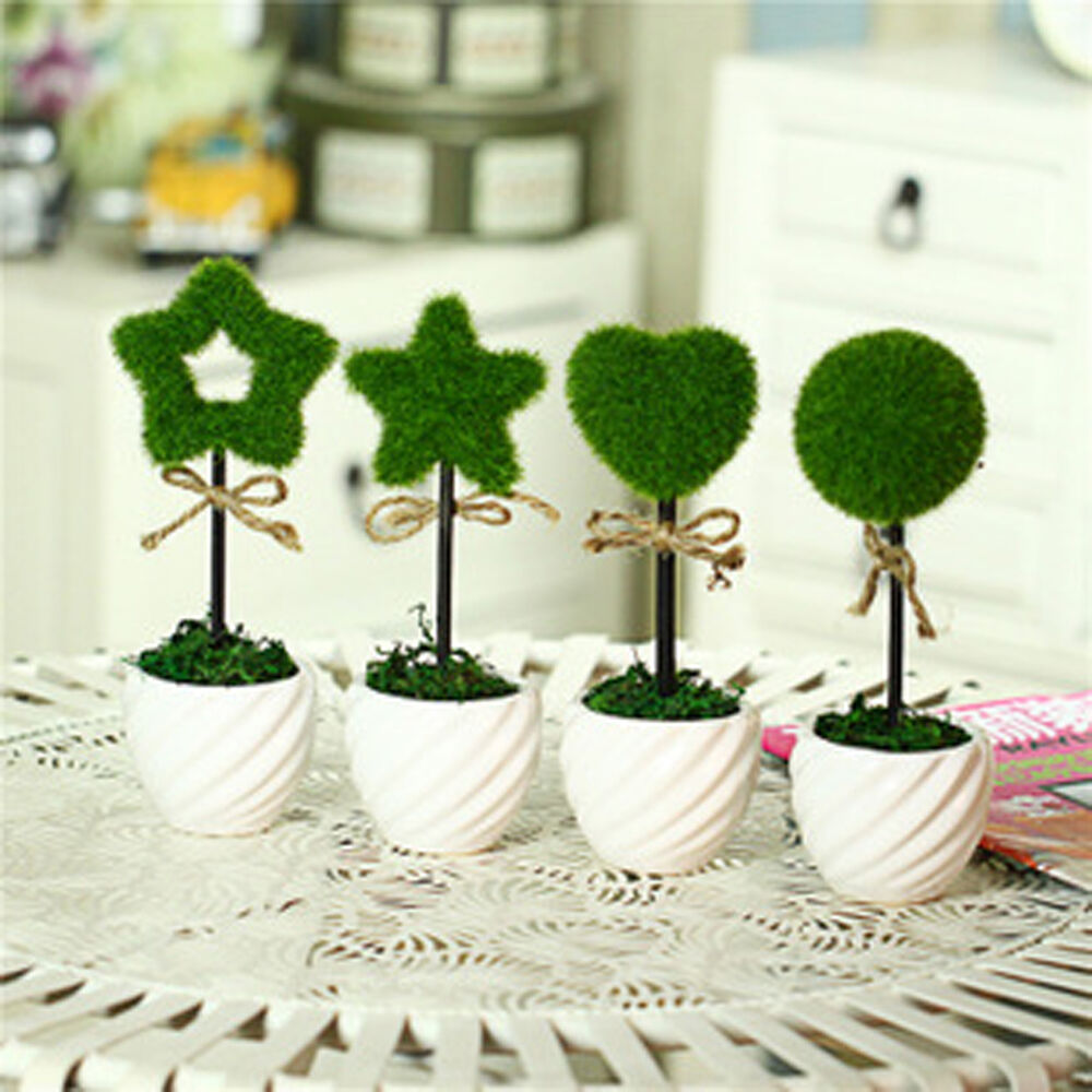 Best Grass Artificial Fake Plants Potted Plastic Desk Home This Month