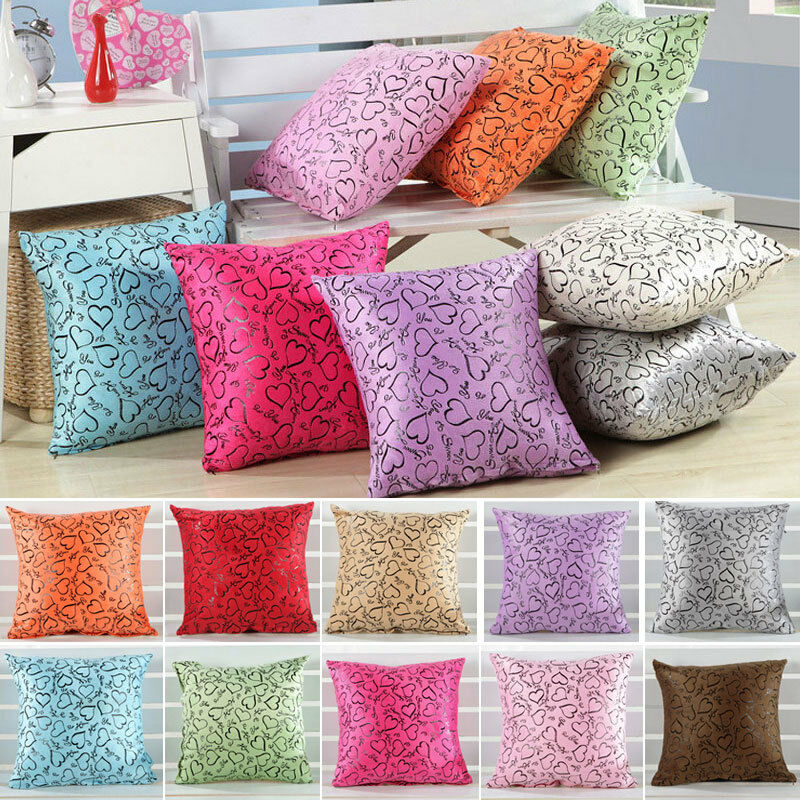 Best New Throw Pillow Case Cushion Cover Decor Sofa Bed Home This Month