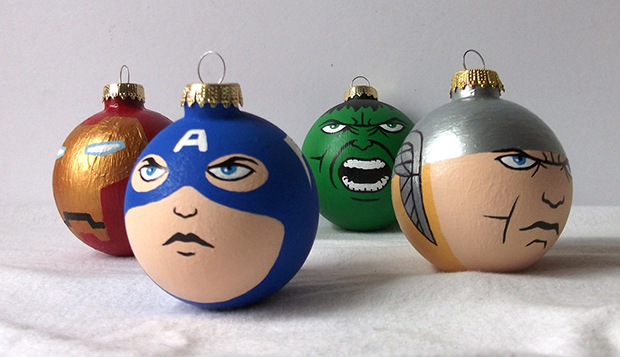Best Avengers Captain America Thor Hulk Iron Man Christmas This Month