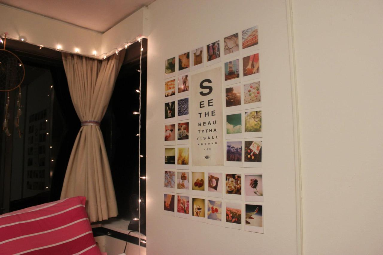 Best F*Ck Yeah Cool Dorm Rooms — My Wall Art In My Dorm Room This Month