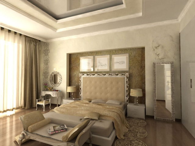 Best Luxurious Modern Classic Interior Bedroom Decorating Ideas This Month
