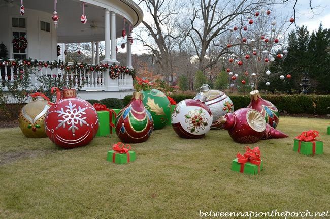 Best Governor Roy And Marie Barnes Home Decorated For Christmas This Month