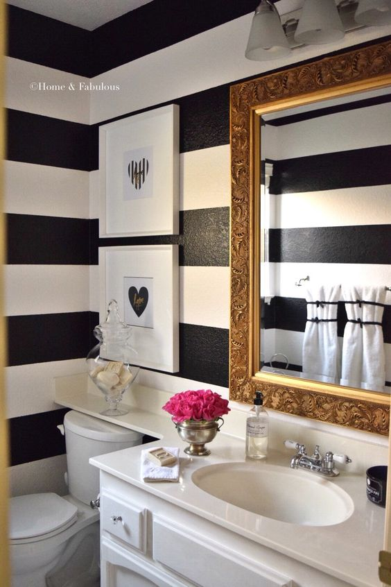 Best Powder Rooms Design Tips For Small Bathrooms This Month