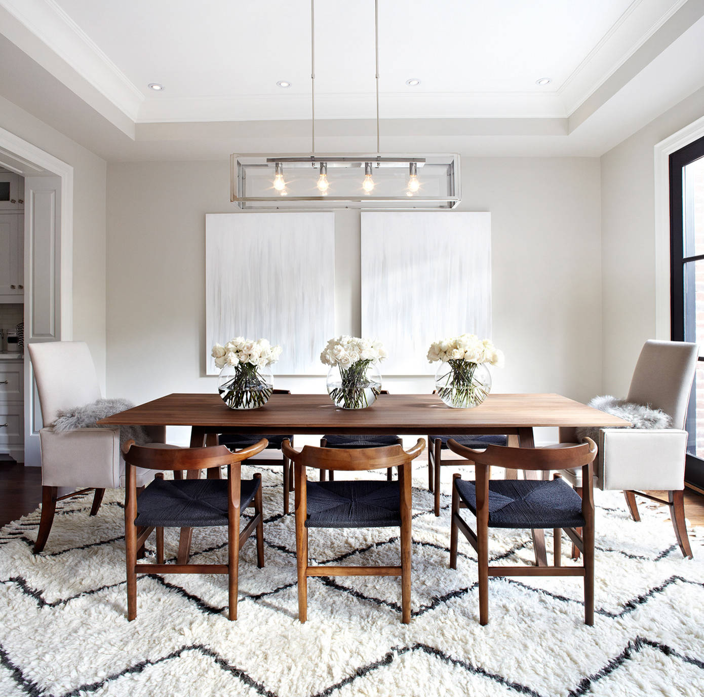 Best Watch Out For These Dining Room Trends For 2018 This Month