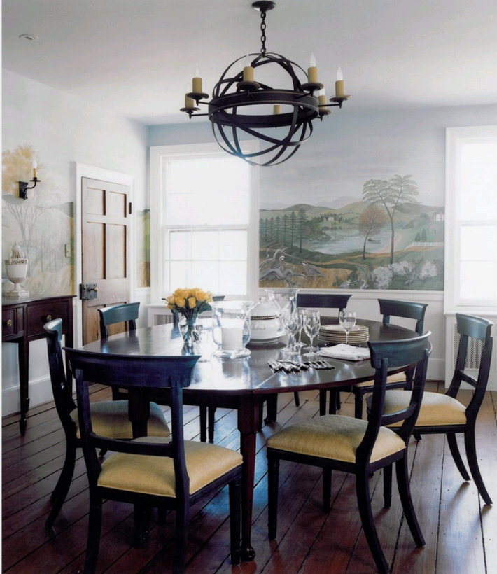 Best The Most Elegant Round Dining Table Decor Ideas This Month