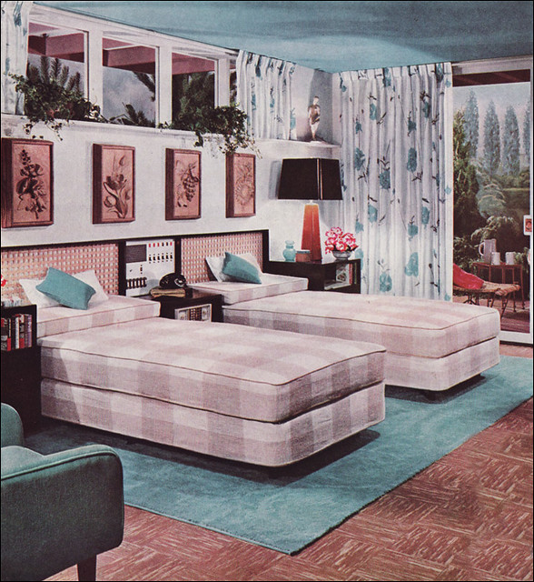 Best 1950S Bedroom Design Flickr Photo Sharing This Month