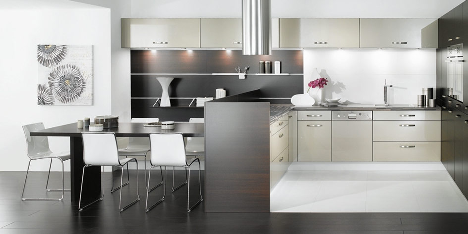 Best Black And White Kitchen Designs From Mobalpa This Month