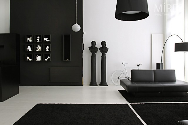 Best Black White Statement Decor This Month