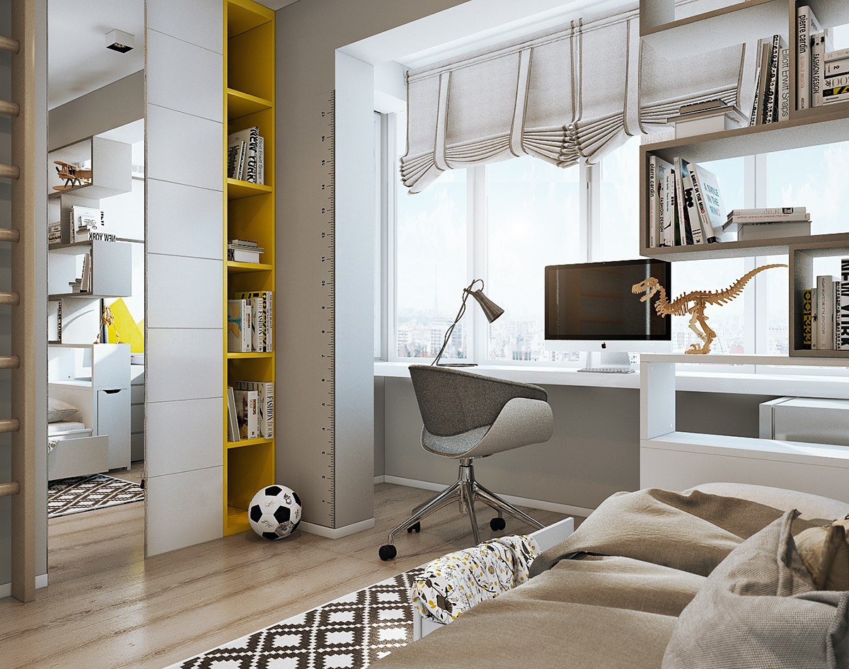 Best Two Efficient Apartments For Families With Two Children This Month