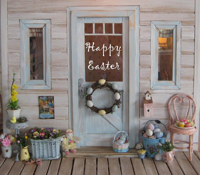 Best Outdoor Easter Decorations Will Turn Your Easter Into Real This Month