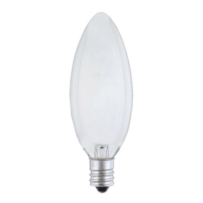 Best Westinghouse B10 60 Watt Candelabra Base Incandescent Lamp This Month
