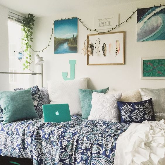 Best Bohemian Bedroom Ideas For College Dorms This Month