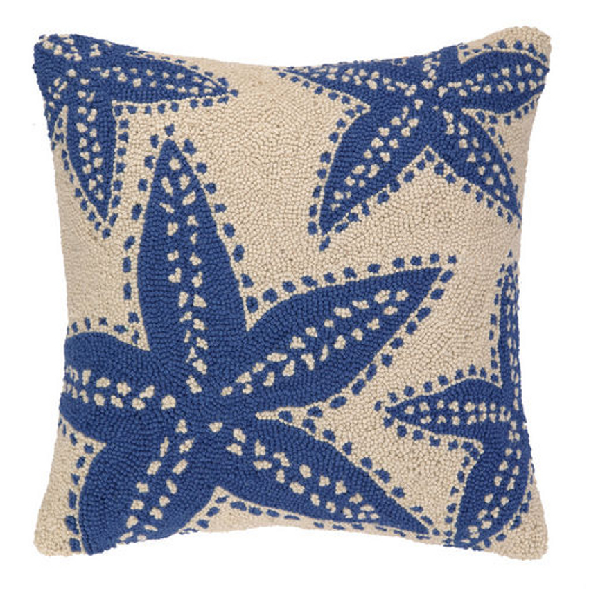Best Starfish Hook Pillow This Month